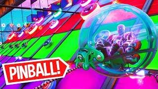 FORTNITE PINBALL! - Fortnite Creative Mode | Pungence