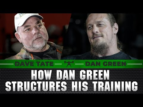 How Dan Green Structures His Training | elitefts.com