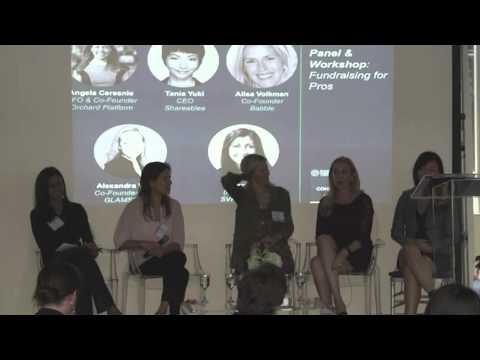 """2xinTech Female Founders Conference: """"Fundraising for Pros"""""""