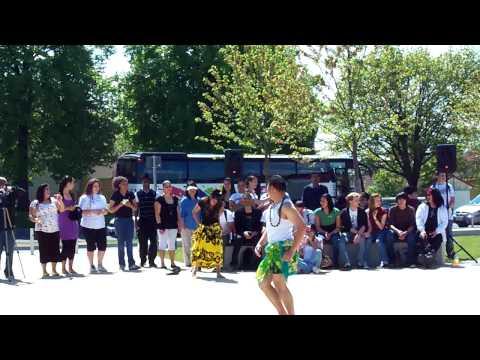Pacific Island dance *Peter*
