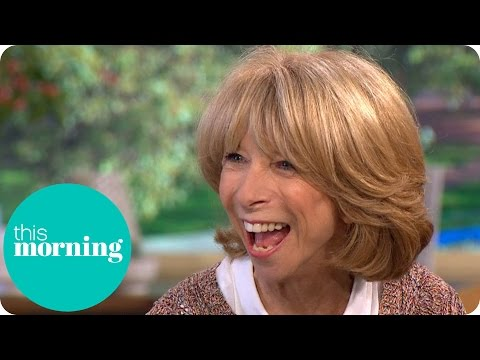 Corrie's Helen Worth Talks The Long-Suffering Gail Platt | This Morning