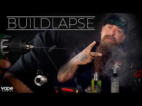 Buildlapse - Triple Core Alien Spaced Build 26g / 36g N80