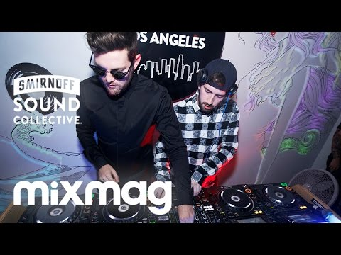 DJ HANZEL B2B DREZO in The Lab LA