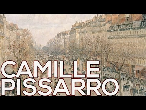 Camille Pissarro: A collection of 978 paintings (HD)