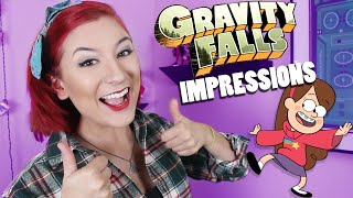 GRAVITY FALLS VOICE IMPRESSIONS