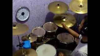 Fight The Fade - Set Fire To The Rain  Drum Cover  By Adin