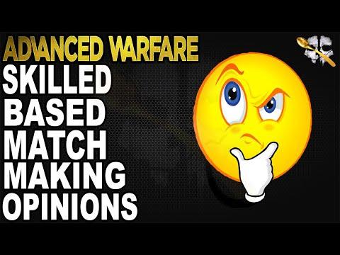 skill based matchmaking advanced warfare patch