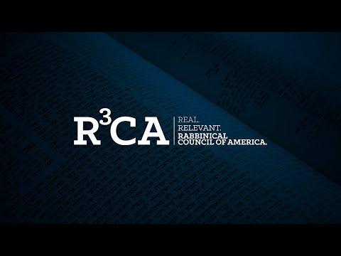 Rabbinic Message Shavuot 5780 Rabbinical Council Of America RCA