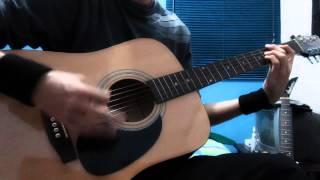 A Tout Le Monde - Acoustic Guitar Cover (Megadeth)