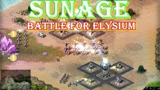 SunAge Battle for Elysium Remastered Gameplay(PC)