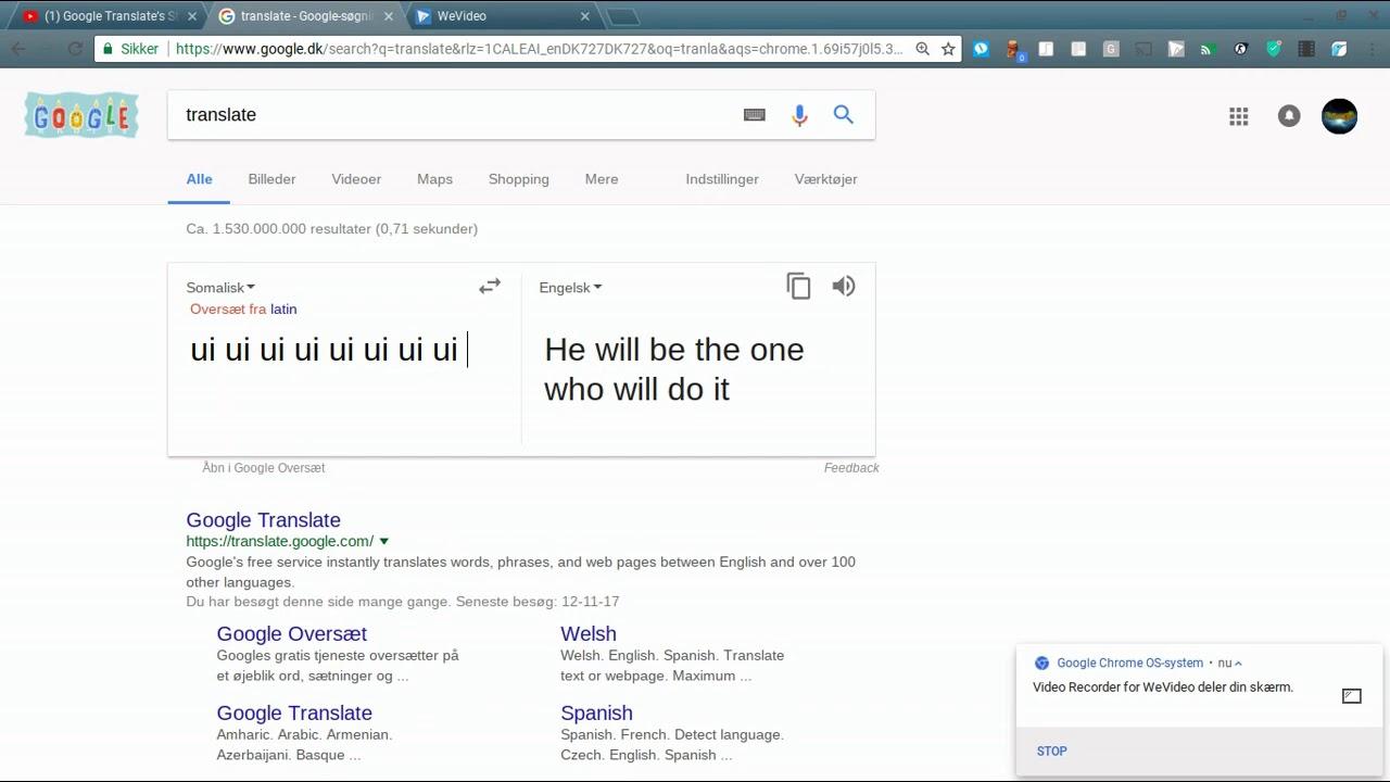 gratis oversæt