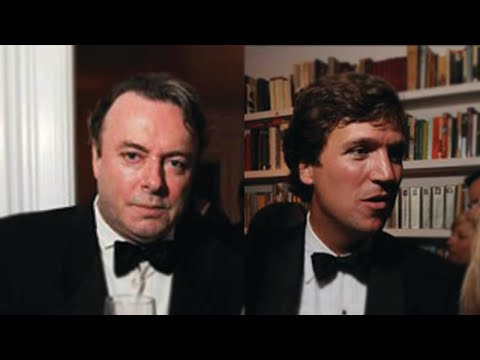 Christopher Hitchens talks about Tucker Carlson