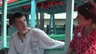 ТАЙЛАНД: Женя и Оля из Кемерово в Тайланде Thailand(Смотрите всё путешествие на моем блоге http://anzor.tv/ Мои видео путешествия по миру http://anzortv.com/ Форум Свободных..., 2012-02-28T07:01:40.000Z)