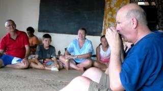 Fiji Kava Ceremony gone wrong