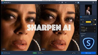 Topaz Sharpen AI is AMAZING!