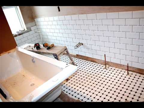 white metro tiles bathroom design ideas