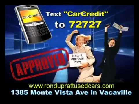 ron dupratt used cars vacaville ca text 72727 carcredit. Black Bedroom Furniture Sets. Home Design Ideas
