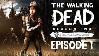 The Walking Dead: All That Remains (Season 2, Episode 1) Game Movie 1080p HD