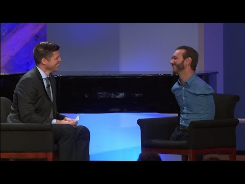 Nick Vujicic - Unstoppable faith - Hour of Power New Zealand