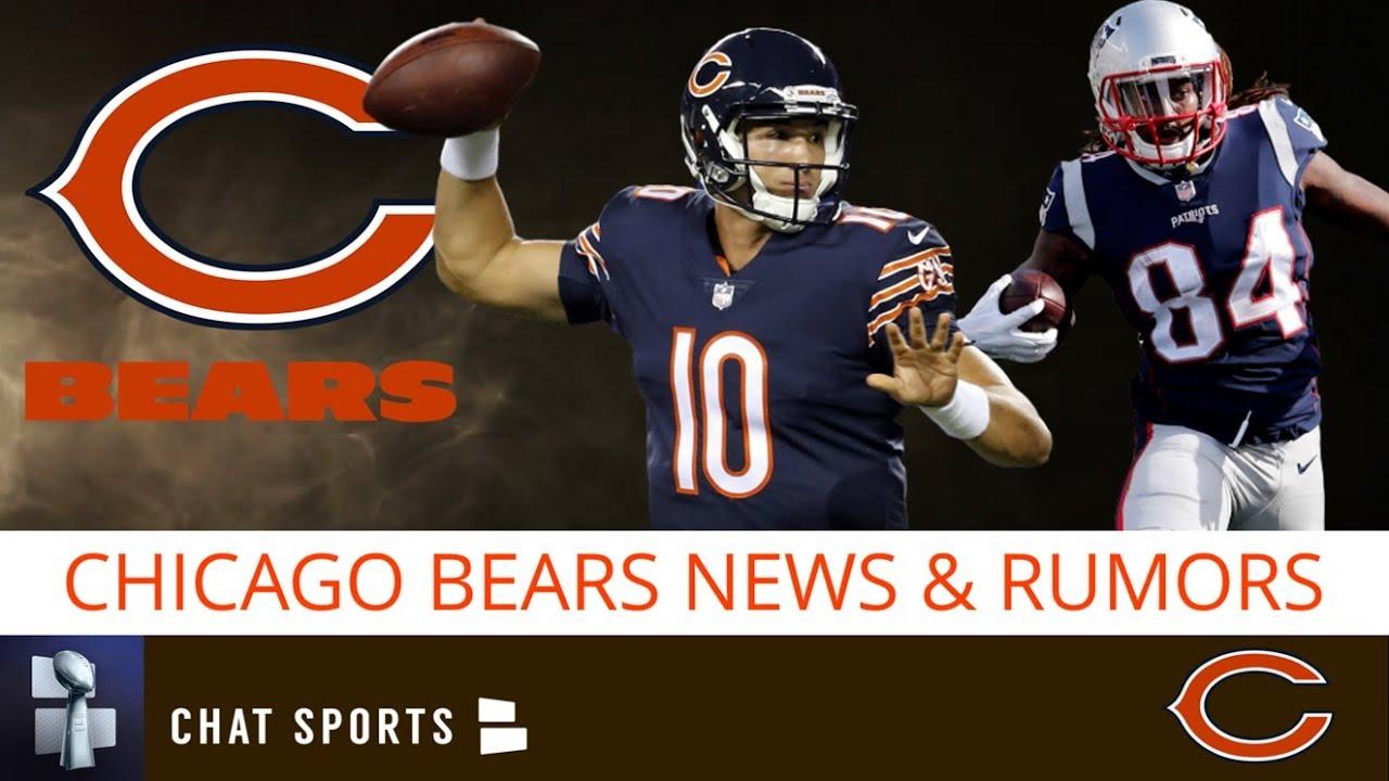 Chicago Bears Rumors: Mitch Trubisky News, Matt Nagy's Role