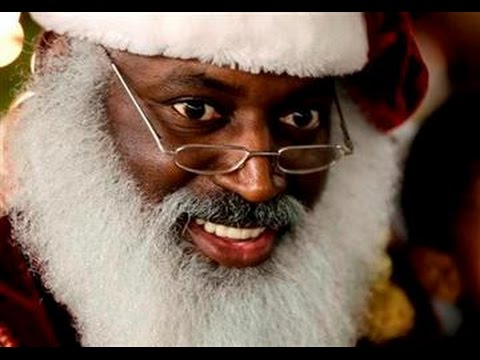 Hey Mario Bartali Of The Chew There Is A Black Santa #BlackLivesMatter