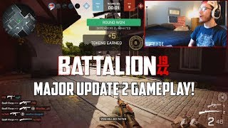 MAJOR REVAMP! (NEW Battalion 1944 Update)