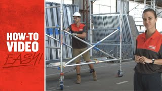 How to Erect Scaffold - Kennards Hire How To