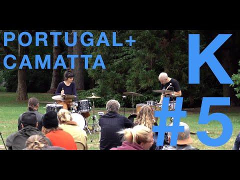 K#5 - Mariá Portugal + Simon Camatta [Complete]