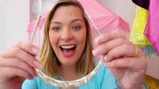 Laurinha e mamãe querem o mesmo vestido 2