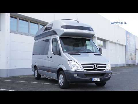 Westfalia James Cook 2012, video by THAVIS°