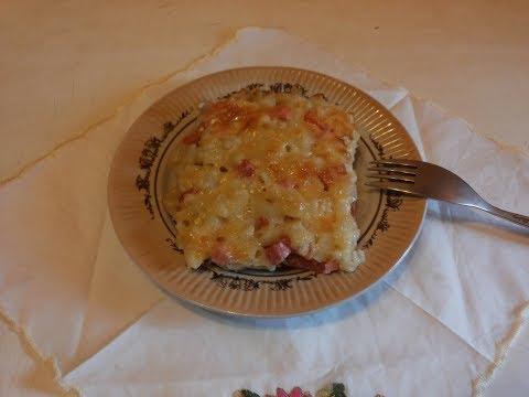 Запеканка из макарон 20 рецептов с фото пошагово