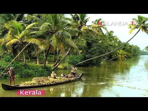 Kerala Tourism / India.