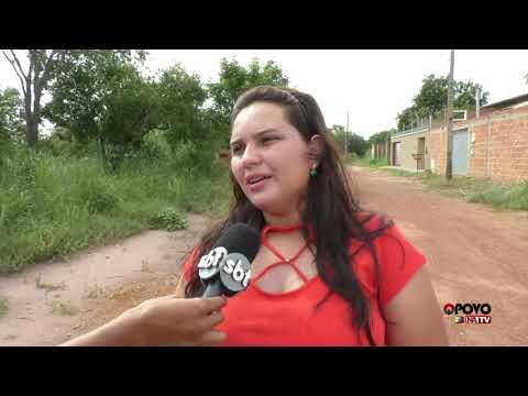 O Povo na TV: Moradores cobram melhor infraestrutura na 607 sul