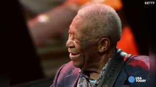 B.B. King dies in Las Vegas at 89