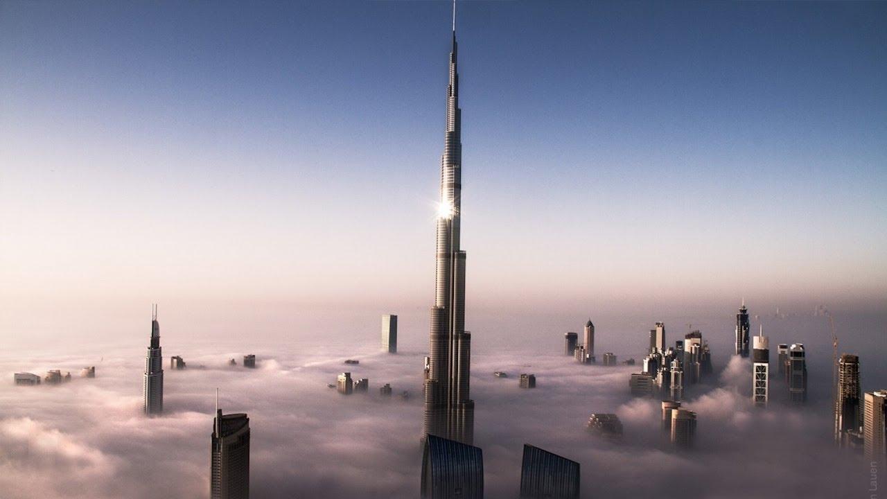 Die 10 Höchsten Gebäude Der Welt Weltrekord Youtube