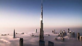 Die 10 höchsten Gebäude der Welt! Weltrekord! Video