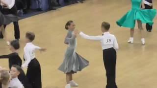 видео Бальные танцы для начинающих - Союз танцевального спорта России
