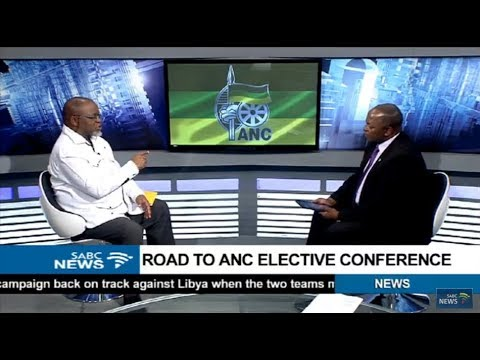 Gwede Mantashe reacts to tensions within ANC ahead of conference
