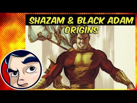 Shazam & Black Adam's Origin - Complete Story
