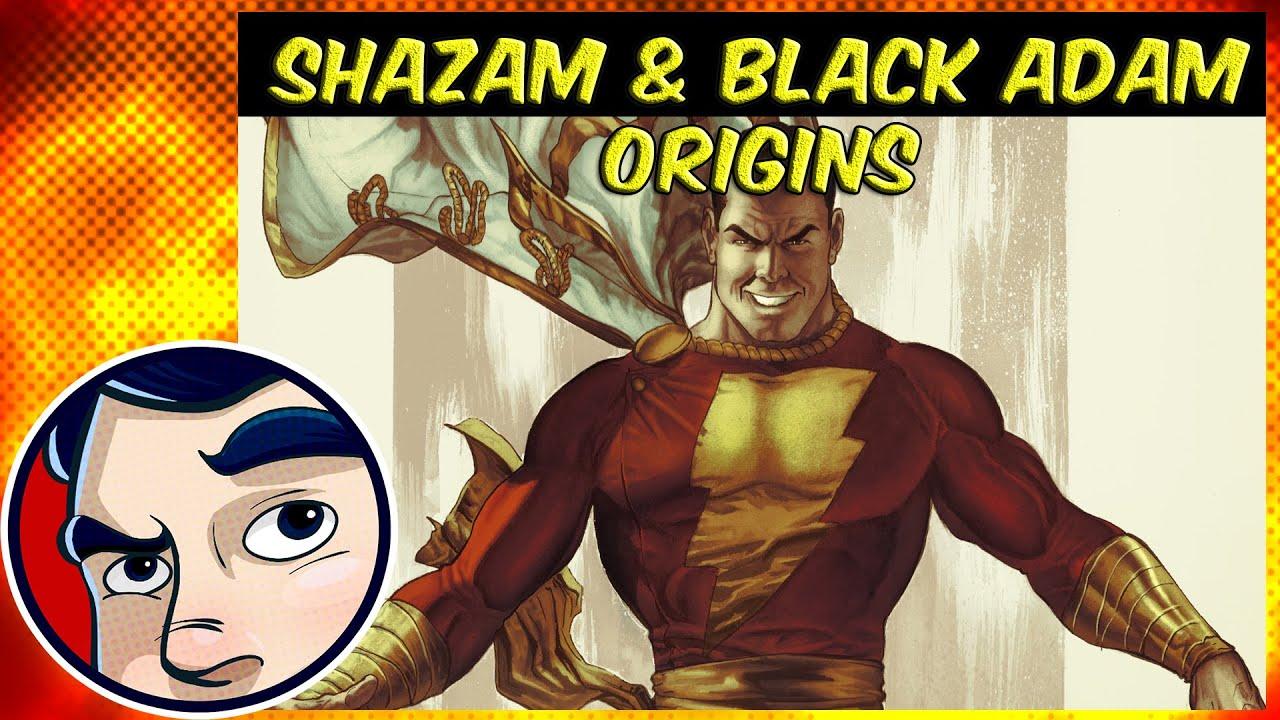 Shazam & Black Adam's Origin – Complete Story
