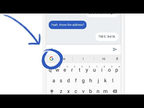 Thumbnail: Gboard: now available for Android