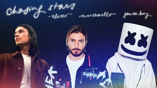 Alesso & Marshmello - Chasing Stars ft. James Bay (Official Video)