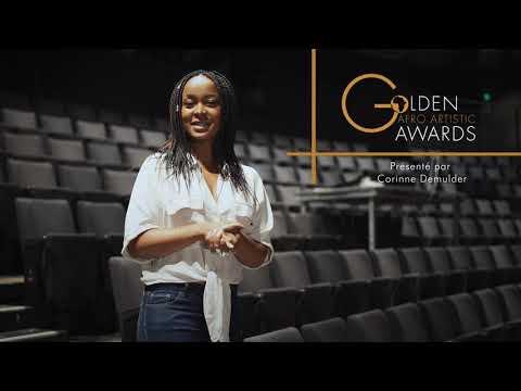 GOLDEN AFRO ARTISTIC AWARDS 2020 - BANDE ANNONCE OFFICIELLE