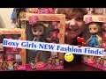 NEW Boxy Girls Dolls! New Fashion Finds! Willa & Brooklyn with Fashion Pack – Unboxing & Review