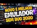 💥MELHOR EMULADOR para FREE FIRE  🔻PC FRACO 2020 🔻 TESTADO 100% 60FPS🎮HDR