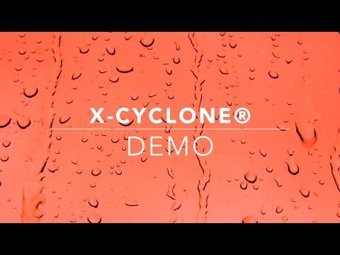Assista: X CYCLONE Function Demo
