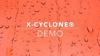 X CYCLONE Function Demo