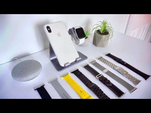 Apple Watch Band Collection (Apple Watch Series 3)