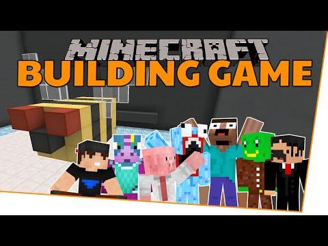Mega Lachflash! - Building Game mit Rewi, Peterle, BTTV, Ryole & Schlappohrpanda   Earliboy