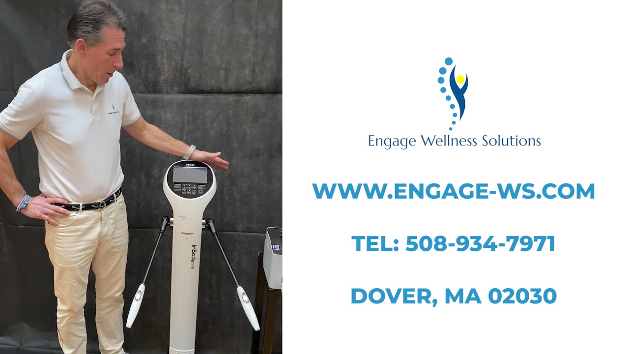 Body Comp Analysis Service by Engage Wellness Solutions